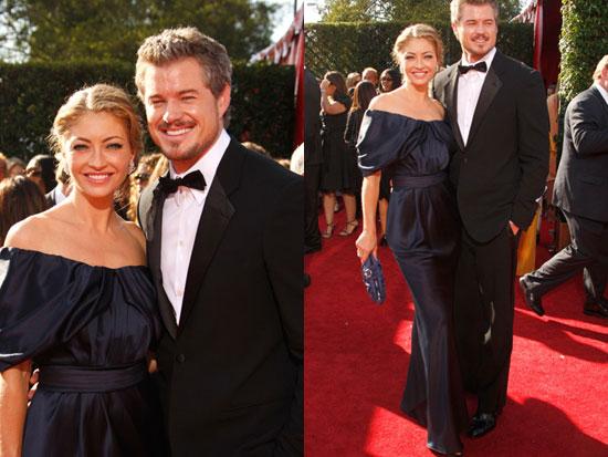 Primetime Emmy Awards: Eric Dane & Rebecca Gayheart