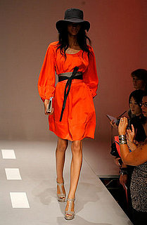 New York Fashion Week Key Color: Orange