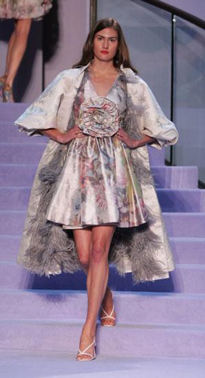 London Fashion Week Spring 2008, Asprey: Love It or Hate It?