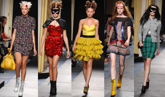 London Fashion Week, Spring 2008: Luella