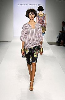 LA Fashion Week, Spring 2008: Gregory Parkinson