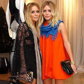 Mary-Kate & Ashley Hit Up Neiman Marcus