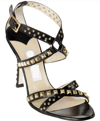 Guess Who Designed These Studded Sandals?