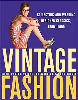 Fab Read: Vintage Fashion