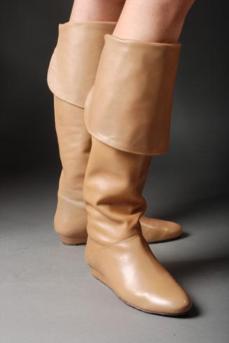 Trend Alert: Sliver-Wedge Boots