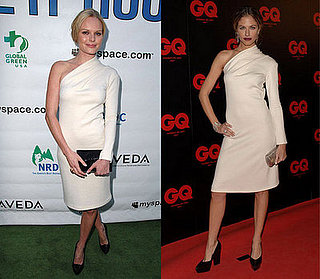 Who Wore It Better? Jil Sander One-Shoulder Dress