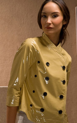 Chris Benz Kelly Patent Leather Jacket: Love It or Hate It?