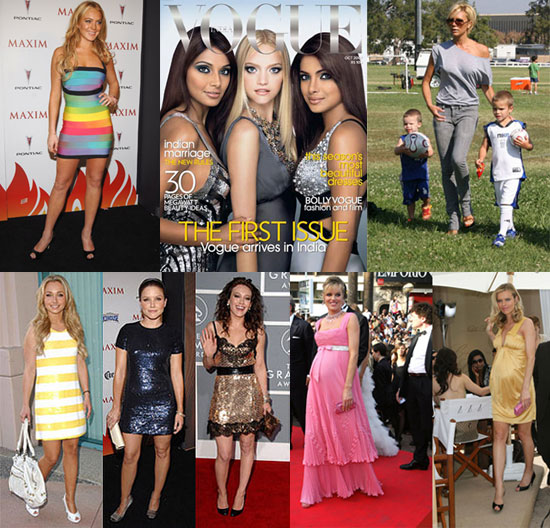 Fashion That Made You Think in 2007