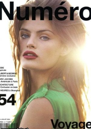 Model of the Week, Victoria's Secret Edition: Isabeli Fontana