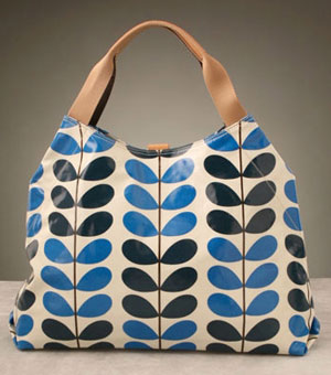 Orla Kiely Etc. Shiny Laminated Stem Print Bag: Love It or Hate It?