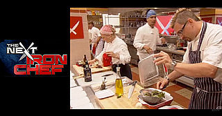 Does The Next Iron Chef Feel Too Much Like Top Chef?