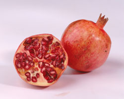 Raise Your Pom Poms for Pomegranates