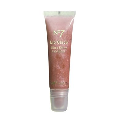 Review: Boots No7 Lip Glace - Fudge
