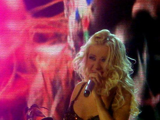 Christina A. Concert 30/06/07