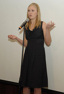 Julia Stiles' Bell Jar