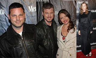 Kate Walsh Gets Engaged Therefore Missing McSteamy's McHealthy Cover