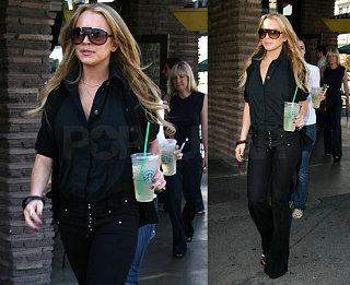 Lindsay's Headed Back To The Recording Studio