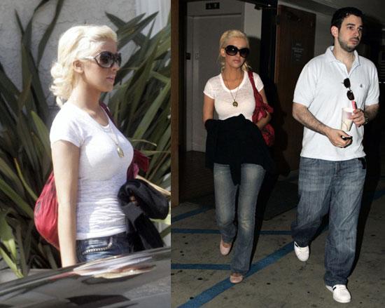 Christina & Jordan: No Rumors To Start Here