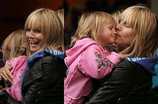 Heidi Plays Hair Twinsies With Leni