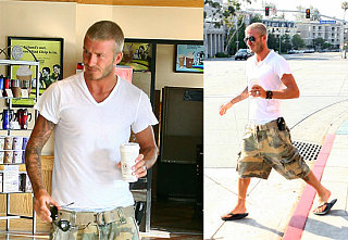 Beckham Manjoyment = Crazy Delicious