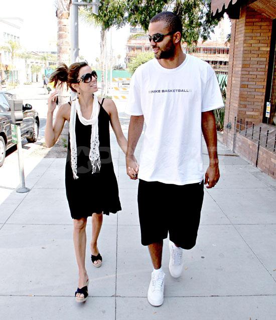Eva and Tony Take Their Love Around Town