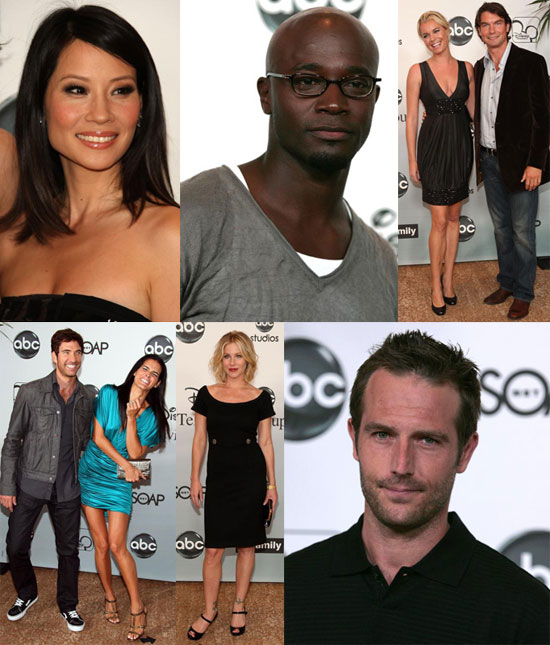ABC TCA Party Brings Out the All Stars