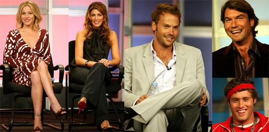 ABC Comedies: Cavemen, Carpoolers and Christina
