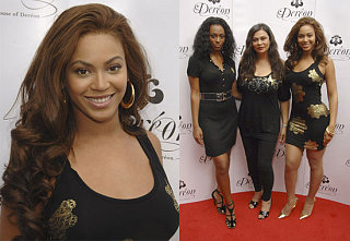 Beyonce Keeps It In The Family