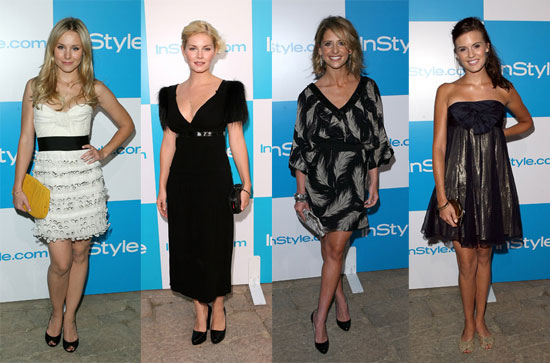 The Girls Get InStyle For Summer
