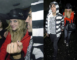 Ashlee Simpson Still Acting As Band-Aid