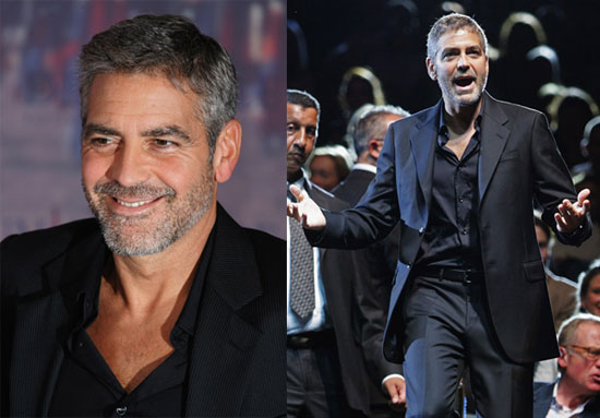 Clooney Is Irresistible