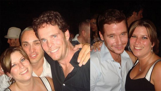 Celebrity Sighting: Entourage's Kevin Dillon & Kevin Connolly