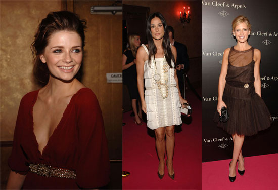 Celebrities Kick Off NY Fashion Week!