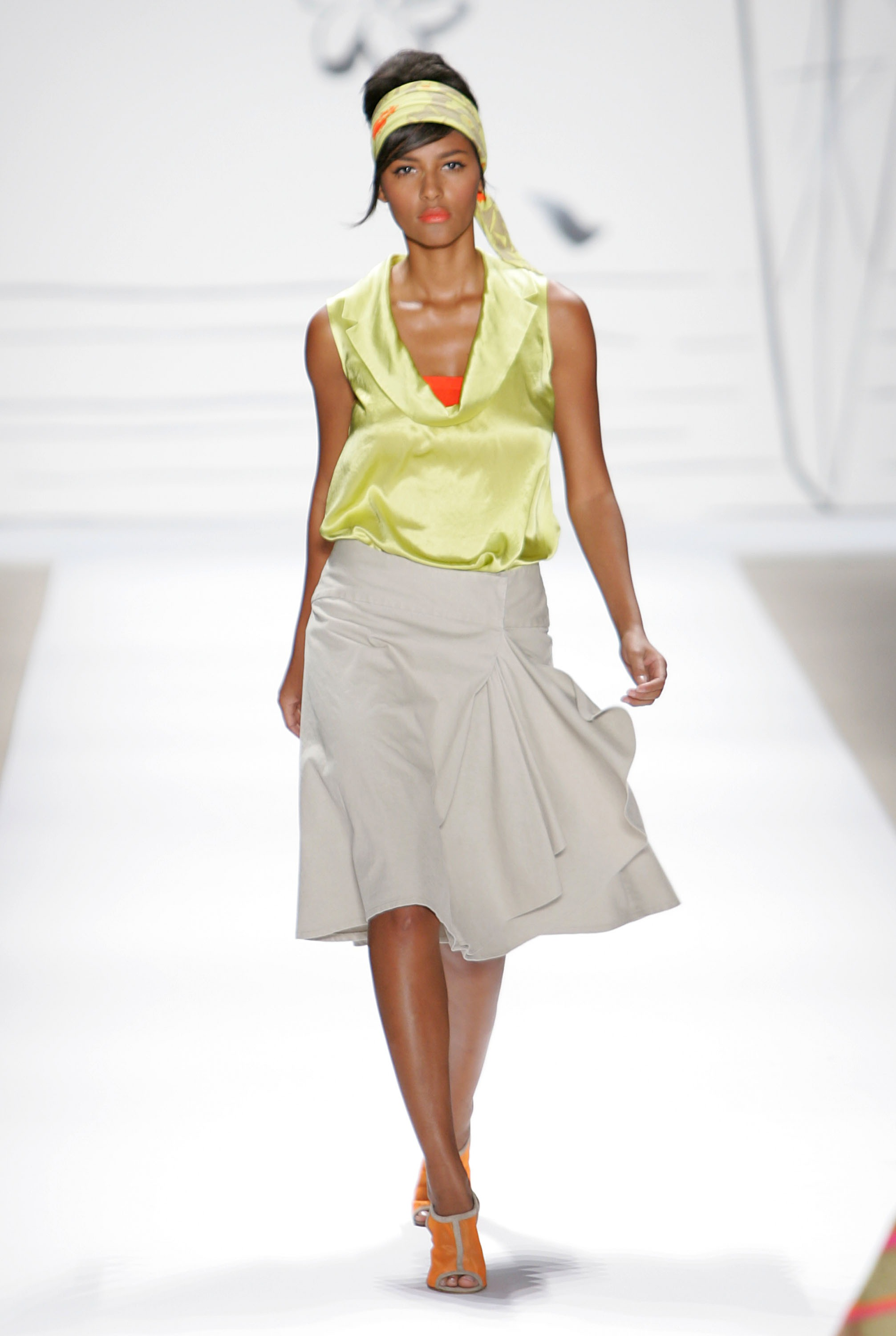 New York Fashion Week, Spring 2008: Nanette Lepore