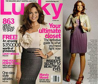 Lucky Magazine Loves Mandy