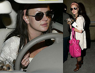 Britney Breaks Down & Misses First Visit With Kids