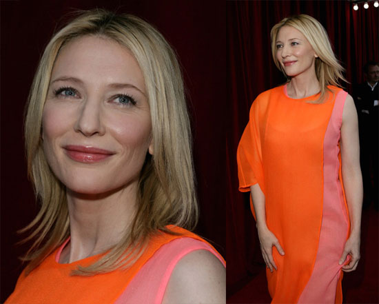 Cate Blanchett Is Pregnant!