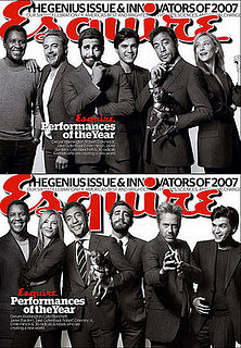 Esquire Covers December 2007