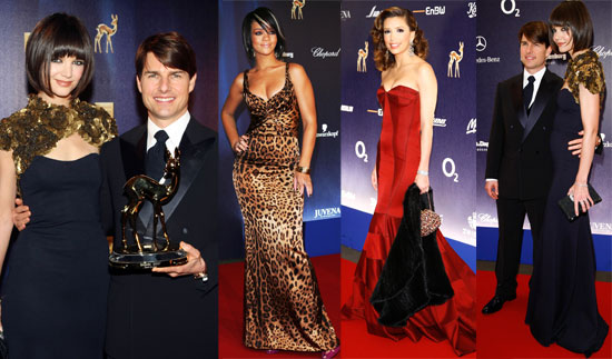 Stars Mix It Up for the Bambi Awards