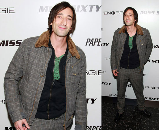 Adrien Brody: You Win Some, You Lose Some