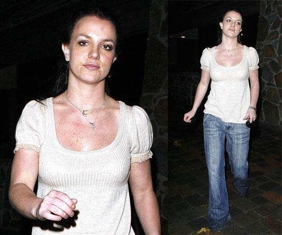 Britney Spears Shopping in LA 2007-12-18 08:56:26