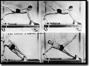 Pilates and Control