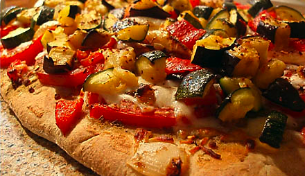 Weekend Well-Being:  Make Your Own Pizza