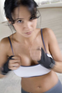 Take a Break from Wedding Planning: Workout!