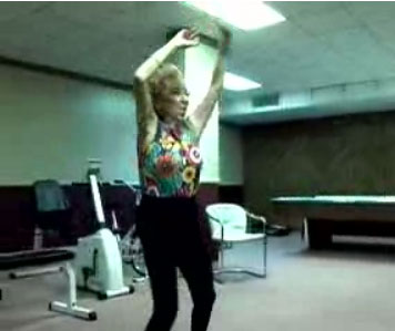 Need Motivation?  Dance like Granny