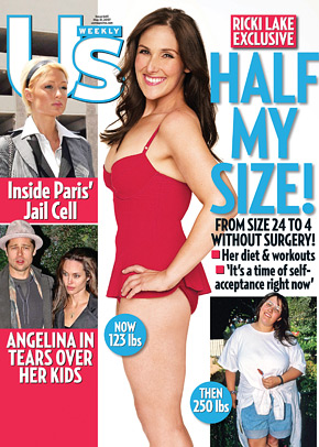 Ricki Lake is Back and She is Fit!