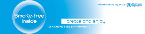 Today Is International NO Tobacco Day