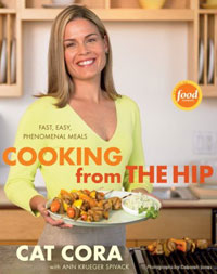 Healthy Cooking Tips From Cat Cora