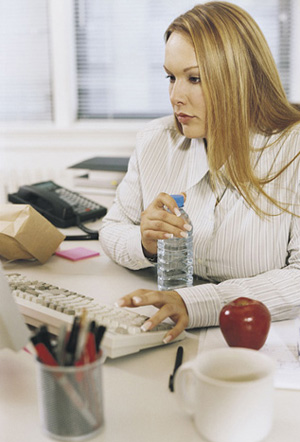 Gaining Weight?  Blame It on Your Co-Workers