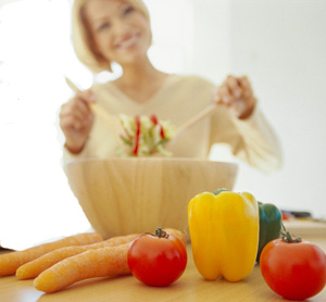 Ovarian Cancer:  Prevent With Fiber and Less Fat